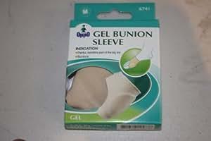 Oppo Gel Bunion Sleeve - Medium - Model 6741 - 1 ea by LA POINTIQUE INTERNATIONAL LTD
