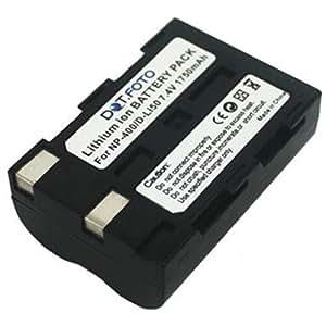 Dot.Foto Batterie de qualité pour Minolta NP-400 - 7,4v / 1750mAh - garantie de 2 ans - Minolta DiMAGE A1, A2   Minolta DYNAX 5D, 7D   Minolta MAXXUM 5D, 7D
