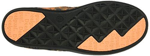 Desigual 67ds1b4, Chaussures de Fitness Femme Noir (Negro2000)