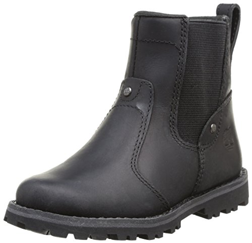 Timberland Jungen Asphalt Trail FTK Chelsea Boots, Schwarz (Black), 40 EU