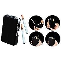 Cigarette Case Box Storage with Automatic Rejection Cigarette Lighter