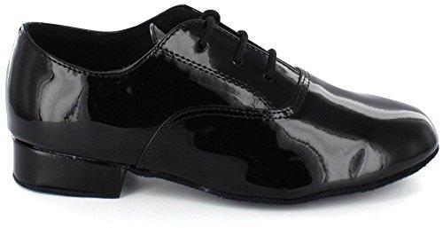 DSOL CLASSIC , Jungen Tanzschuhe schwarz schwarz Schwarz