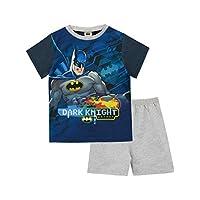 BATMAN Boys DC Comics Pyjamas
