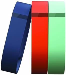 Bracelet Fitbit Flex Accessory pour petit poignet Multicolore drei farben L