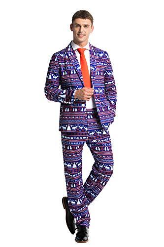 U LOOK UGLY TODAY Halloween Anzüge Herren Anzug -