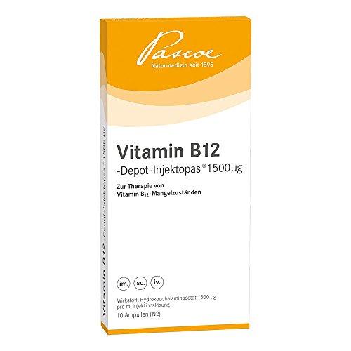 Vitamin B12 Depot iniecto 10X1 ml