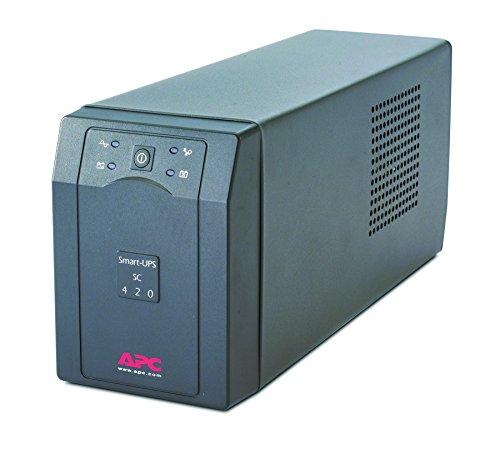 APC Smart-UPS SC 420VA 230V -