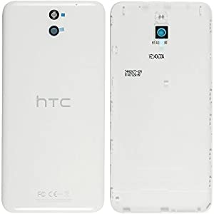 Original HTC Akkudeckel white / weiß für HTC Desire 610 (Akkufachdeckel, Batterieabdeckung, Rückseite, Back-Cover) - 74H02677-02M