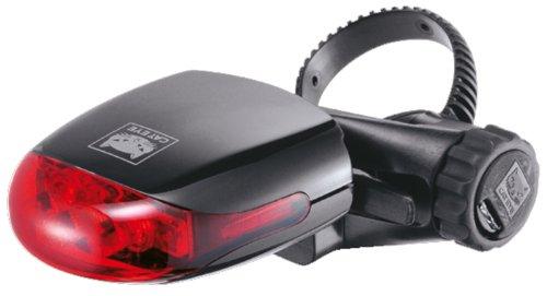 Cateye Rücklicht TL-LD270G, schwarz/rot, One Size, FA003521014