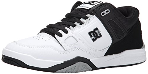 DC Stag 2 chaussures pour hommes White/Black/Armor