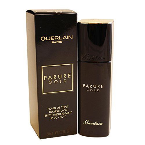 Guerlain Parure Gold Fdt Fluide - Base maquillaje
