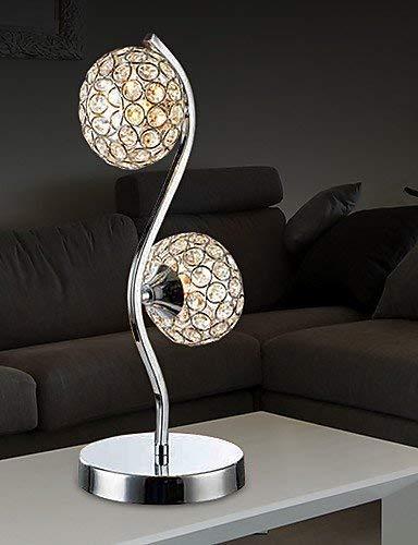 BYDXZ * Kristall Schreibtischlampen, Modernes/Zeitgenössisches Metall, 220-240V