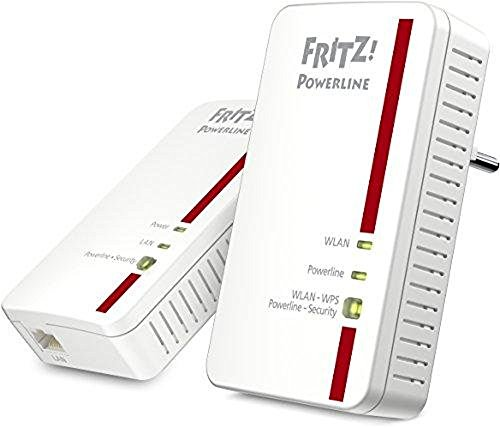 FRITZ!Powerline 1240E WLAN Set thumbnail