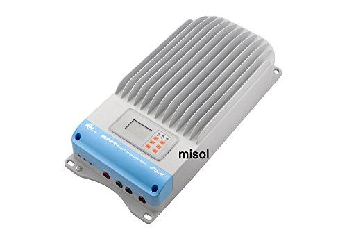 MISOL EPSOLAR 60A MPPT solar regulator, 12V 24V 36V 48V auto recognition, MPPT solar charge controller/Solarregler/Solarladeregler - Solar 36v Charge Controller