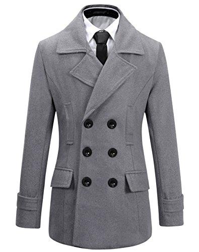 b2283bb381f4 lll➤ Tweed Mantel Herren im Vergleich 2019   ⭐ NEU