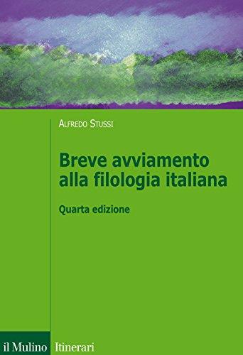Breve avviamento alla filologia