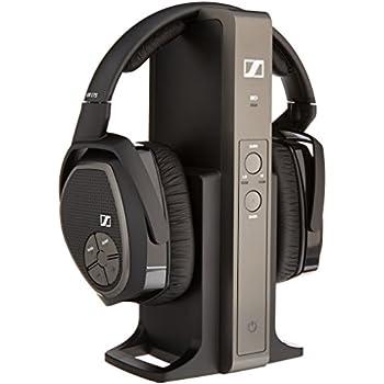 Sennheiser RS175 Surround Sound Wireless Headphones by