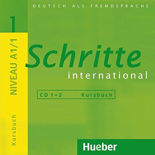 Schritte international 1: Deutsch als Fremdsprache / 2 Audio-CDs zum Kursbuch