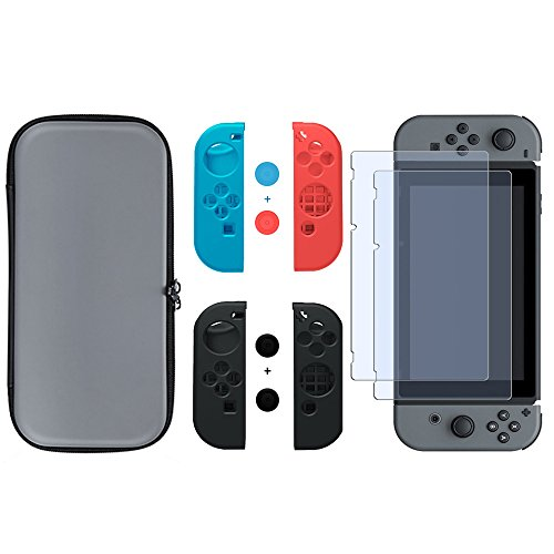 tpl-7-in-1-starter-kit-for-nintendo-switchincluding-travel-carrying-case-x-1-joy-con-silicone-cover-