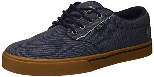 Dark Gum Schuhe (Etnies Herren Jameson 2 ECO, Dark Blue/Gum, 43 EU)