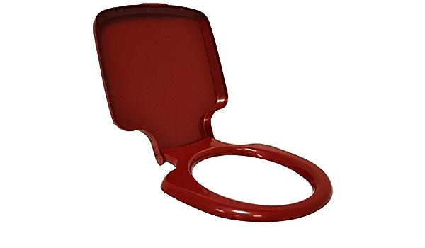 Thetford Porta Potti Qube 145 165 345 365 Toilettensitz Mit Deckel Rubinrot Auto