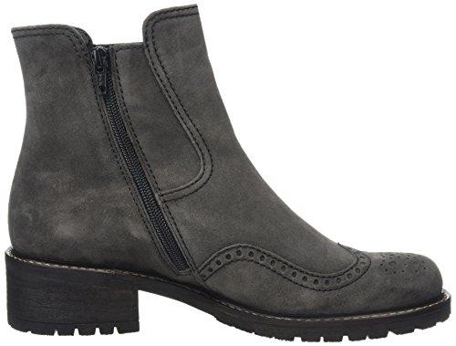 Gabor Shoes Comfort Basic, Stivaletti Donna Grigio (dark grey Mel.)
