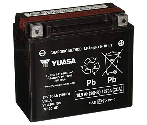 KYMCO 500-700 MXU-UXV/ARCTIC CAT XC 450 I/TGB 400 ADVENGER 500 525 BLADE- BATTERIE YUASA YTX20L-BS