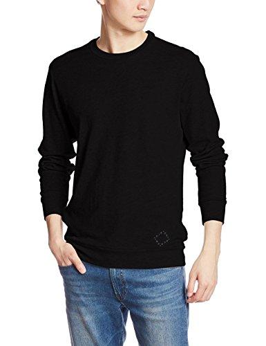 Diesel Long Sleeve Sweater (Diesel Sweater S-DANT schwarz (900) (XL))