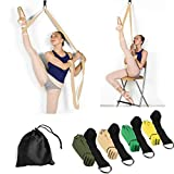 Allunga le gambe, per aumentare la flessibilità con la porta di allenamento, attrezzature di stretching premium per balletto, danza, ginnastica, taekwondo e MMA. - INPAY, Beige