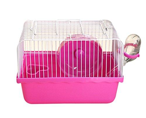 Legendog Haustierkäfig Tragbarer Reise Hamster Käfig Kleintier Lebensraum Im Freien