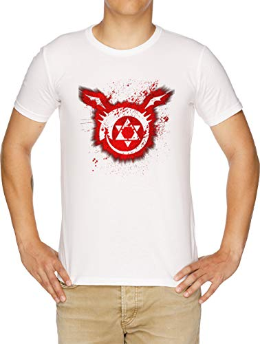 Ouroboros Herren T-Shirt Weiß
