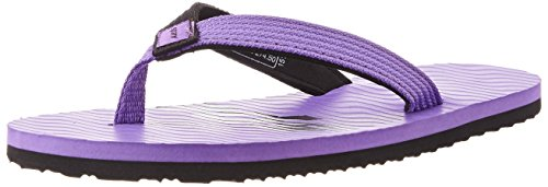 Sparx Men's Mauve and Black Flip-Flops and House Slippers - 10 UK/India (44 EU)(SF0204G)  available at amazon for Rs.192