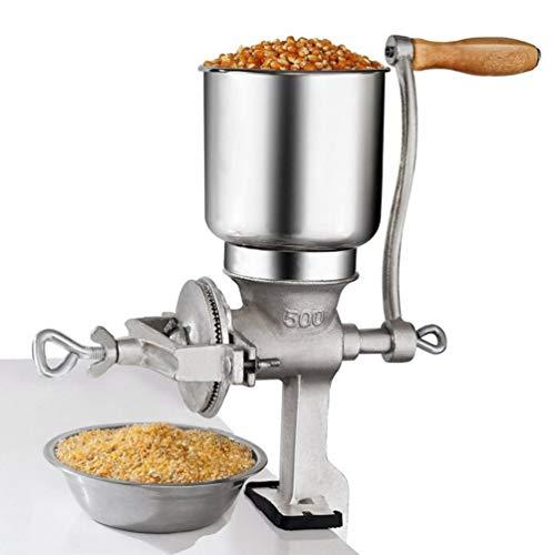 mühle Bierausrüstung Küchenwerkzeug Manuelle Körnermalze Kaffeebohnen Maismühle Maker Weizenkornmutter ()