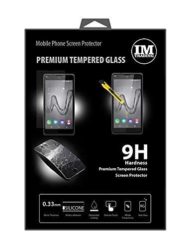 cofi1453 3X Panzer Schutz Glas 9H Tempered Glass Bildschirm Schutz Folie Bildschirm Glas Screen Protector kompatibel mit Wiko Robby