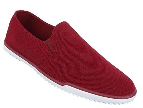 Sapatos Baixos Femininos Neon E Vermelho Sapatos Sapatos Casuais Chinelo Branco Amarelo qEWA8U85