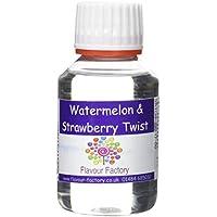 Flavour Factory Arôme Alimentaire Intense Pastèque/Strawberry Twist 100 ml