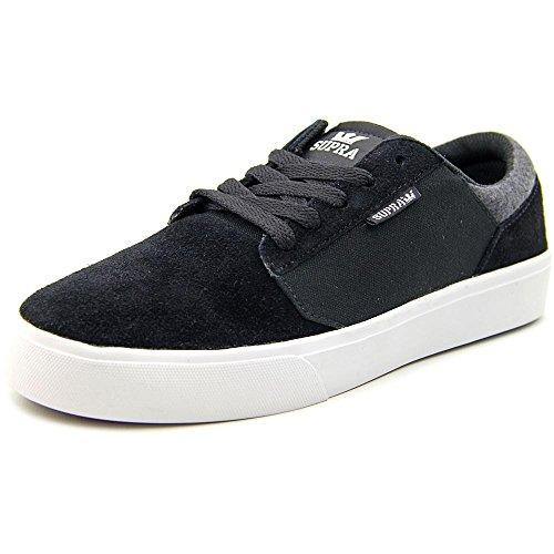 Supra STACKS VULC II Herren Sneakers 'Black-White