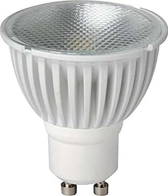 megaman 142200 gu10 7 watt led 2800 k par16 dimming light bulb warm white lighting. Black Bedroom Furniture Sets. Home Design Ideas