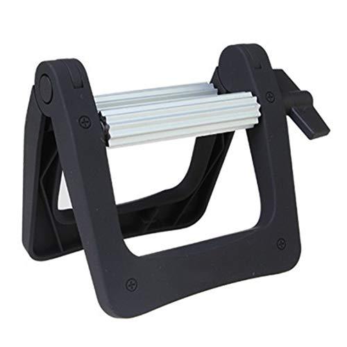Multifunktions Zahnpasta Roller Dispenser Squeezer Badezimmer Produkte Haarfarbe Dye Tube Wringer Metall Walzrohr -