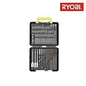 Ryobi RAK95DDF Set 95pièces pour percer et visser