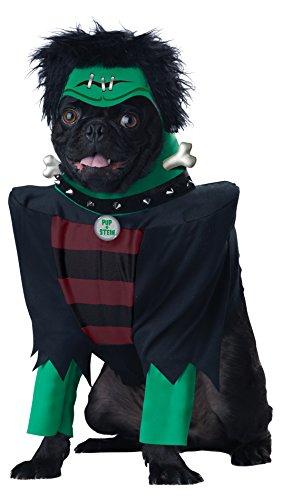 Franken Pup Hund Kostüm (Kind Frankenstein Kostüme)