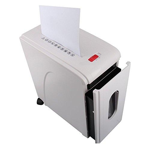 Aktenvernichter Büro Smash Fast Home Mini Maschine One Button Automatische Papier Aktenvernichter Level 4 Vertraulichkeit (All One Multifunktions-maschine In)