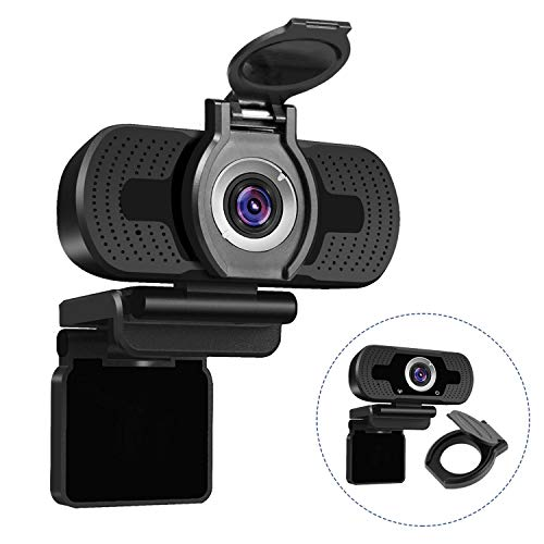 Dericam 1080P HD Webcam with Web...