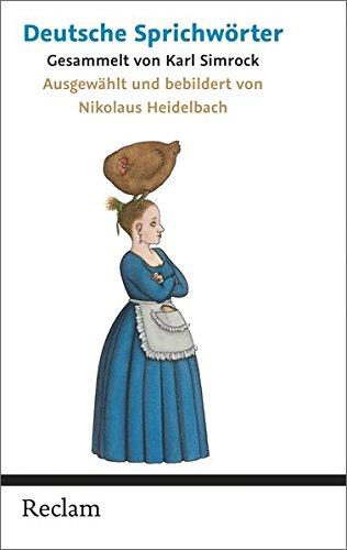 Deutsche Sprichwörter (Reclam Taschenbuch)
