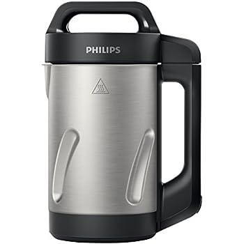 Philips HR2203/80 Blender chauffant Inox 1,2 L 1000 W