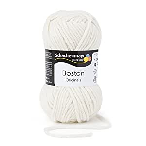 SMC boston naturel 50 g/schachenmayr original laine/fil /
