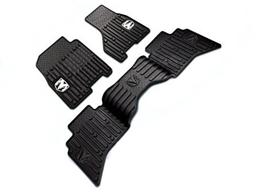 Preisvergleich Produktbild Mopar Original Gummi Fußmatten Set für vorne und hinten