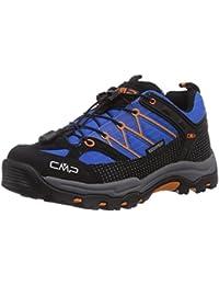 CMP RIGEL - zapatillas de trekking y senderismo de material sintético niños