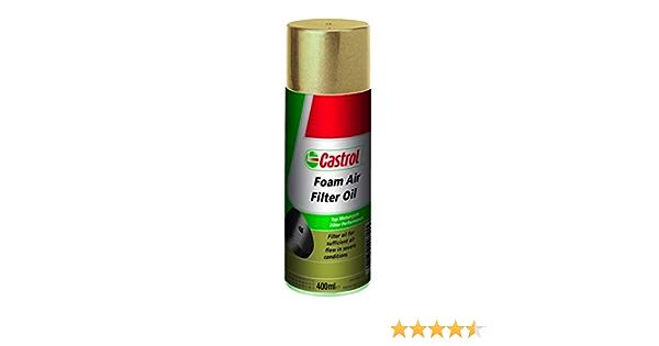 Castrol Luftfilteröl Air Filter Oil Gr 0 4 Liter Sport Freizeit