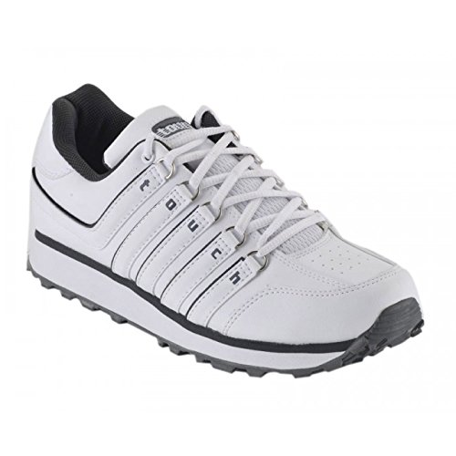 Lakhani Touch 718 Sport Shoes (6, White)